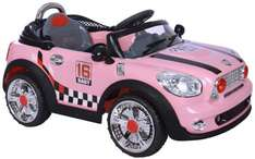 ELECTRIC PINK MINI COOPER £60.99 @ AMAZON PRIME DELIVERY