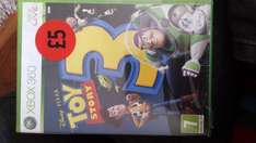 Toy Story 3 Xbox 360 £5 @ Sainsburys