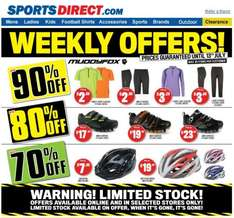 Sportsdirect.com - Up To 90% Off Cycling