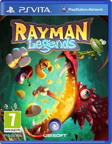 Rayman Legends (PS Vita) New Delivered £14.86 @ ShopTo & Amazon