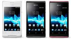 Sony Xperia E, Sim Free, £68.87 with free delivery at Amazon