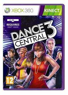 Kinect Dance Central 3 (Xbox 360) New (Bundle Copy) Delivered £6.99 @ 365Games