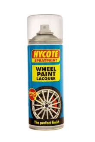 HYCOTE XUK405 Wheel and Trim Lacquer Aerosol Spray Paint 400 ml £3.01 @ Amazon (add on item / £10 spend)