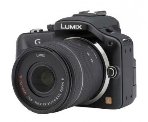 Panasonic Lumix DMC-G3 Micro Four Thirds Mirrorless camera & 14-42mm lens only £159.99 at Argos