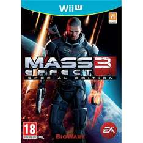 (Wii U) Mass Effect 3: Special Edition - £5.64 - Play/Gameseek