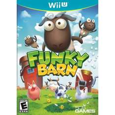 Funky barn - Wii u game £2.99 at play/gameseek