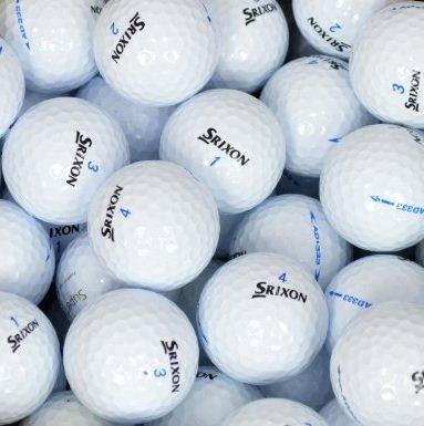 *LOWEST EVER PRICE* 48 Second Chance Srixon Ad 333 Premium Lake Golf Balls (Grade A) - £35.61 (75p per ball) @ Amazon