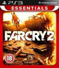 (PS3) Far Cry 2 - £2.99 New - Game