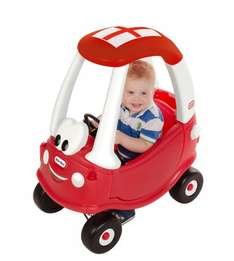 Little Tikes England Cozy Coupe Ride-on (Amazon Exclusive) £29.98 delivered