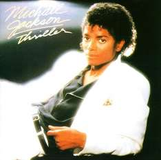 Micheal Jacksons Thriller CD and MP3 rip only £3 @ Amazon