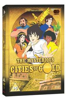 The Mysterious Cities Of Gold: The Complete Series BBC (slim-line version) [6 Disc DVD Boxset] £12.60 delivered @ Amazon