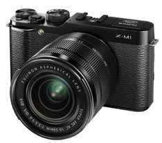 Fujifilm X-M1 16-50mm Lens Kit + free 50-230mm lens by redemption - £384.62 from Amazon