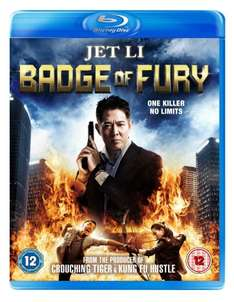 Badge of Fury BluRay (New Jet Li Movie) £3 at Amazon  (free delivery £10 spend/prime)