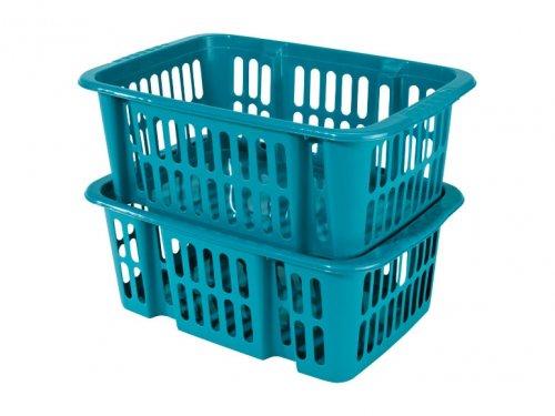 ORDEX Stack & Nest Baskets £2.50 @ lidl
