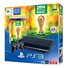 Playstation 3 12gb + 2014 FIFA World Cup Brazil £129.85 @ shopto.net
