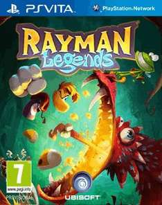 Rayman Legends (PS Vita) (Preowned) £9.99 @ Grainger Games