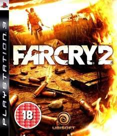 Far Cry 2 (PS3) (Used - Like New) £1.15 @ Amazon Warehouse  (free delivery £10 spend/prime)