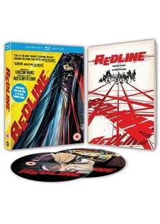 Redline - Double Play (Blu-ray + DVD) Collectors Edition @ Base - £7.99