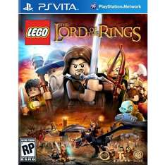 Pre-Owned Lego Games (PS Vita) LOTR £7.99, Harry Potter Years 5-7 & More @ Grainger Games