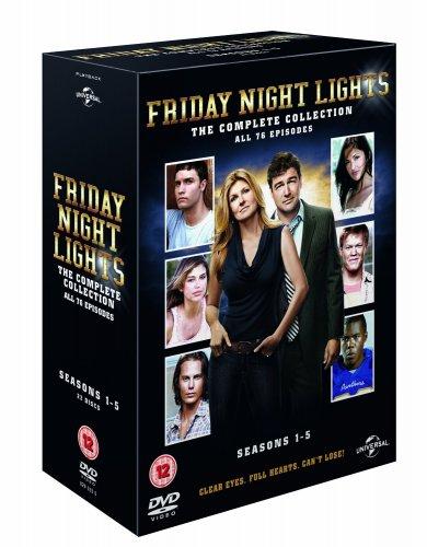 Friday Night Lights: Series 1-5 Complete DVD Box Set 22 Discs £16.70 @ amazon.co.uk