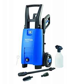 Nilfisk C110 4-5 X-Tra Pressure Washer with 1400W Motor £49.99 @ Amazon (lightning deal - Be quick - Delivered - 62% off)