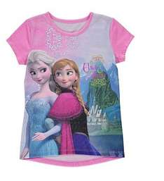 older girls Frozen T shirt  - £5 @ George Asda