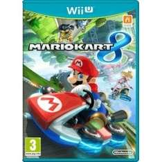 Mario Kart 8 with the usual free game download. INCLUDES A FREE BULLET BILL KEYCHAIN. Code 7JULY for price £35.82 @ Videogamebox