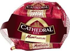 Cathedral City Mature Cheddar Minis (6 x 20g) was £1.71 now £1.00 (Rollback Deal) @ Asda
