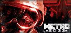 Metro 2033 (PC, Steam) £1.99 @ GamersGate