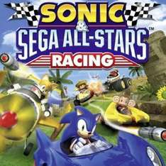 (Steam) Sonic And SEGA All-Stars Racing - £1.69 - GetGames