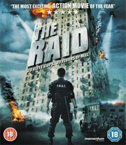 The Raid Blu Ray @ GAME £4.99