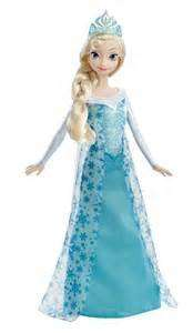 Frozen Elsa Doll in stock @ Tesco £17