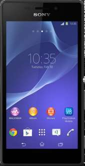 Sony Xperia M2 - £21.99 PM - £12.99p/m after cashback on t-mobile @ Mobilephonesdirect