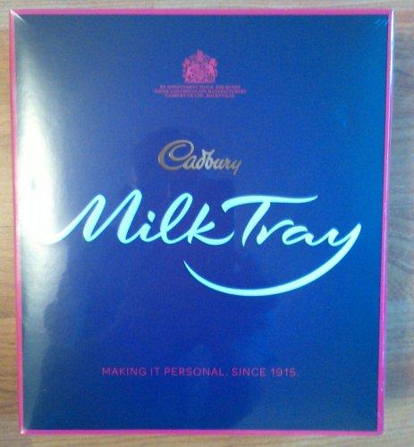 400g milk tray £5.00 @ Prescot Tesco