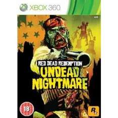 RED DEAD REDEMPTION: UNDEAD NIGHTMARE (XBOX 360) Import Copy @ The Game Collection - £4.95