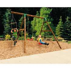 little tikes riga swing set £108.95 delivered @ Asda Direct with 6% cashback from quidco