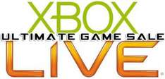 UPDATED XBox Live Ultimate game sale up to 75% off (inc Skyrim and all dlcs with 67% off)