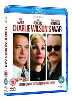 Charlie Wilsons War (blu ray) only £2.99 delivered @ Base