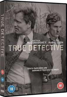 True Detective - Season 1 (DVD) @ eBay - seller: brilliancy_within / emerald_rain2 - £9.99