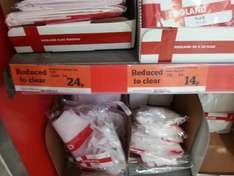 St George flags from 14p - Sainsbury's instore