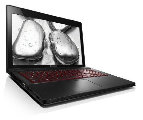 Amazon.DE - Lenovo IdeaPad Y510p 39.6 cm (15.6 FHD LED ANTI-GLARE) Notebook (Intel Core i7 4700MQ, 16GB RAM, 256GB SSD, NVIDIA GeForce GT 755m / 2 GB, DOS) Black - £710