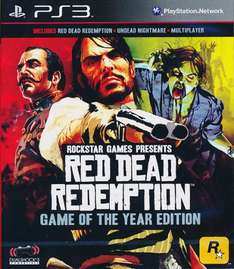 Red Dead Redemption Game of the Year Edition (ps3) £12 Instore @ ASDA
