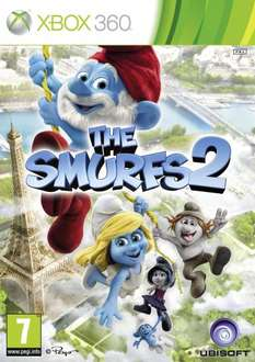 Smurfs 2 - Xbox 360 - £8.00 @ Amazon (Free delivery with Prime/£10 Spend)