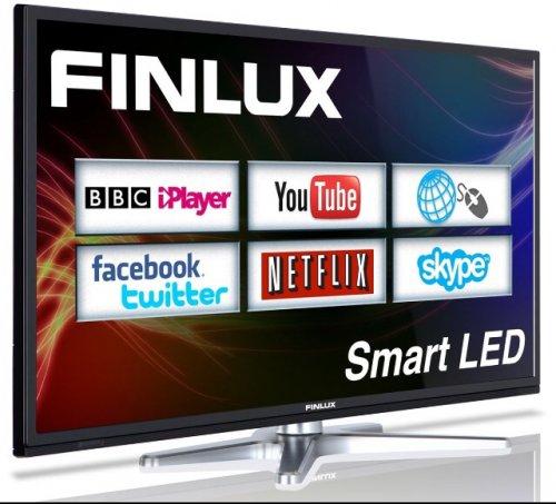 """Finlux 40"""" Smart TV - £279.99 @ ebay outlet"""