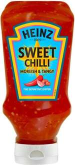 Heinz Tomato Ketchup Mexican Chilli (250g) ONLY £1.00 @ Asda