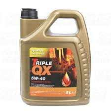 5L TripleQX 5W40 Fully synthetic and free oil filter £13.99 Eurocarparts