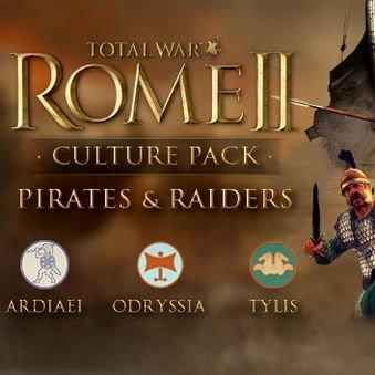 Total War: Rome 2 DLC: Pirates And Raiders Culture Pack 66% £2.03 @ getgamesgo