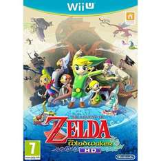 The Legend Of Zelda: Wind Waker Hd £25 Using Code TDX-PFW6 @ Tesco Direct