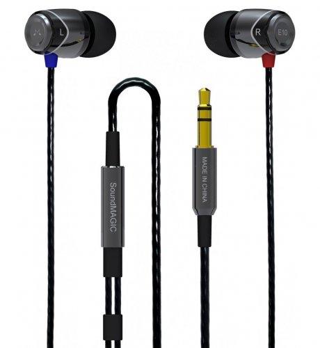 SoundMAGIC e10 Earphones £24.68 sold by Ebay / Hangsun Direct