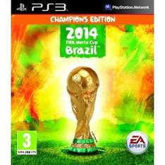 2014 FIFA World Cup Brazil - Champions Edition (PS3) New Delivered £17.95 @ TheGameCollection